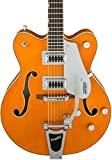 G5422T Limited Edition Electromatic Hollow Body Double-Cut Bigsby Amber Stain