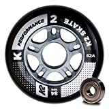 K2 84 mm Performance Wheel 8-Pack/ILQ