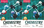 Modern ABC Chemistry for Class 11 (Part I & II) Examination 2020-