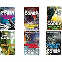 The Expanse Series, Leviathan Wakes, Caliban's War and Abaddon's Gate