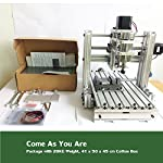 CNC 3020 300w 3 Axis Engraver with USB Port 3D Drilling Router DIY cnc3020 Wood Carving Engraving Machine Engraver…