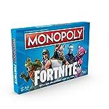 Hasbro Monopoly E6603100 Monopoly Fortnite Edition, Familienspiel, Multicolor - 4