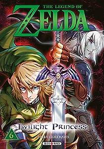 The Legend of Zelda - Twilight Princess Edition simple Tome 6
