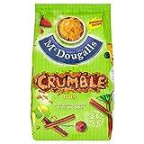 450g de pâte à crumble croustillant McDougall Mix...