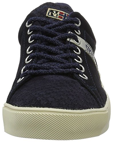 Napapijri Damen Minna Sneakers Blau (Navy Blue)