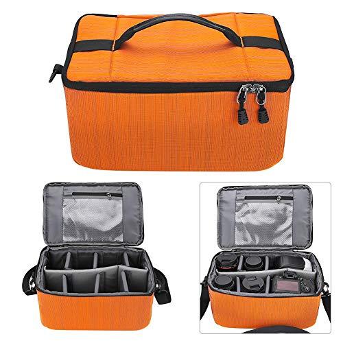 Kameratasche, wasserdichte Kameraeinsatztasche, Universal Camera Liner Objektivschutzhülle für DSLR-Spiegelreflexkamera, Objektiv