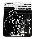 Néon et LED - BitFenix Alchemy 2.0 - 12cm Blanc - Bande flexible à LEDs pour tuning...