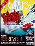 VOILES ET VOILIERS [No 319] du 01/09/1997 - SOMMAIRE - VOILES JOURNAL - COURRIER - ALMANACH NAUTIQUE - ACTUALITES - EMBRUNS - GRANDE CROISIERE - COURSES - EQUIPEMENT - BRISE DANS LES SERIES - SPOTS - CROISIERE EXTREME - TOUR DE FRANCE - ABC DE LA VOILE - LES NOEUDS A TOURNER - LE GPS FIXE - ESSAI COMPARATIF - GIB'SEA 284 - UN CABRIOLET SPORTIF PAR JEAN-LUC GOURMELEN - DUFOUR 30 CLASSIC - SUR ET INDEMODABLE PAR JEAN-LUC GOURMELEN - JEU - TEST - ETES-VOUS UN BON SKIPPER PAR GILLES MARTIN-RAGET -...