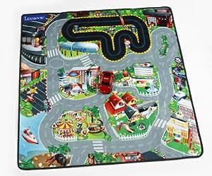 lexibook spider man it235fe jeu lectronique mon premier tapis de voiture ferrari. Black Bedroom Furniture Sets. Home Design Ideas
