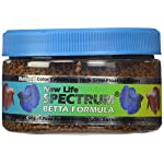 New Life Spectrum Betta Formula 1mm Semi-Float Pet Food, 50gm 8