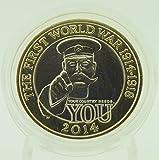 Royal Mint 2014 £2 BU 100th Anniversary First World War Brilliant Uncirculated