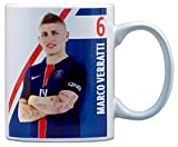 PARIS SAINT GERMAIN Mug PSG - Marco VERRATTI - Collection Officielle