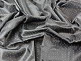 Mini Spot gemustert Viskose Futter Kleid Stoff, Meterware,