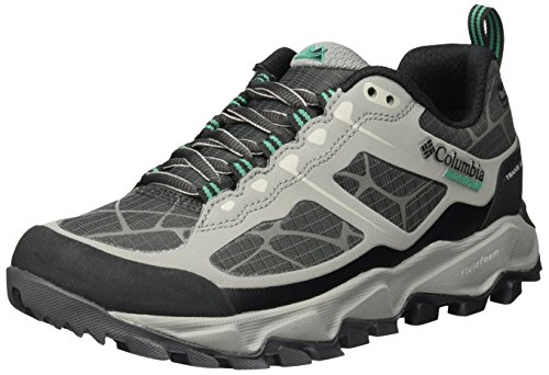 Trans Alps II, Zapatillas de Running para Asfalto para Hombre, Gris (Light Grey/Zour), 41.5 EU Columbia
