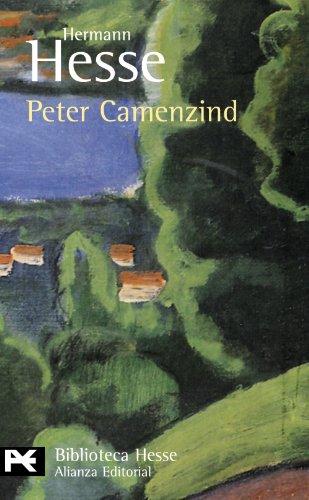 Peter Camenzind (El Libro De Bolsillo - Bibliotecas De Autor - Biblioteca Hesse)