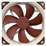 Noctua NF-A14 PWM - Ventilador para caja de ordenador, marrón
