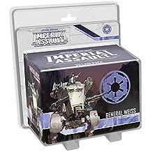 Star Wars: Imperial Assault General Weiss Villain Pack