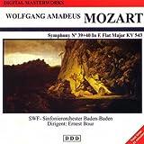 Wolfgang Amadeus Mozart: Digital Masterworks. Symphony No. 39 & 40