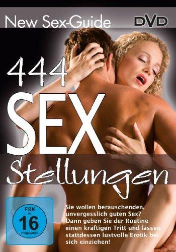 New Sex Guide - 444 Sex Stellungen