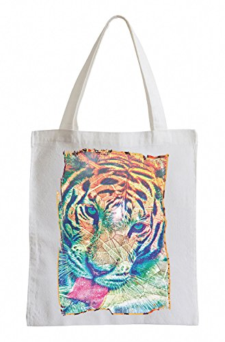 Tigers-Vibe Cool Party Jute Bag