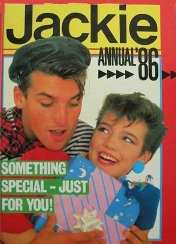 Jackie 1986 Annual