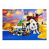 LEGO Piraten Skull Island 6279 - LEGO