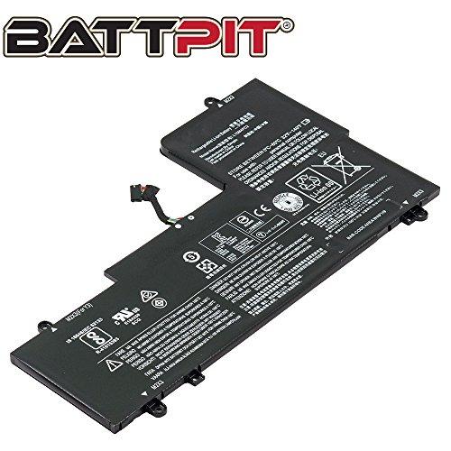Battpit Batteria per Portatile Lenovo 5B10K90778 L15L4PC2 L15M4PC2 Yoga 710-14IKB 710-14ISK Yoga 710-15ISK - [6960mAh/53Wh]
