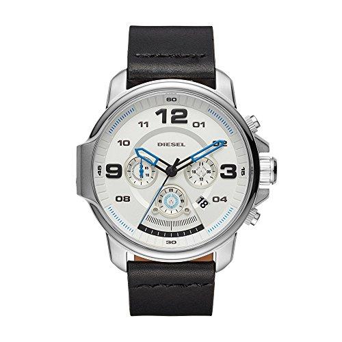 51qtftbR7HL - Diesel DZ4432 Silver Mens watch