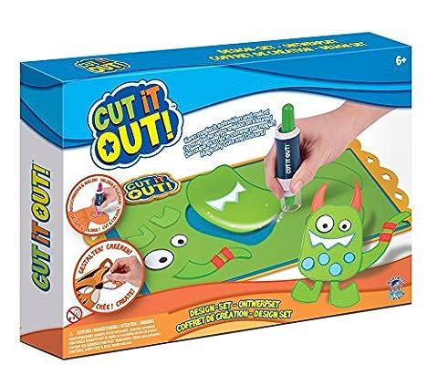 CUT IT OUT! - 34305 - Kit de Création