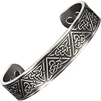 Kupfer-Armband für Arthritis Schmerzlinderung Größen M-XL Heilarmbänder für Männer Frauen Magnettherapie Armband... preisvergleich bei billige-tabletten.eu