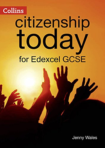 Collins Citizenship Today – Edexcel GCSE Citizenship Student's Book 4th edition