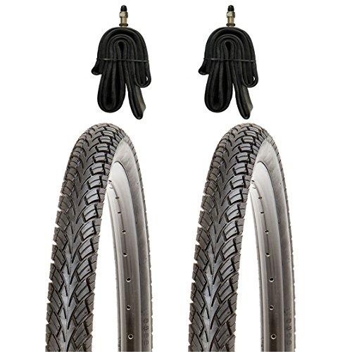 Kujo Reifen Set 20x1.75 inkl. Schläuche mit Dunlopventilen