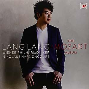 The Mozart Album [Vinyl LP]