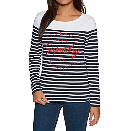 c8459aaa62b Superdry long sleeve tops t shirts le meilleur prix dans Amazon ...