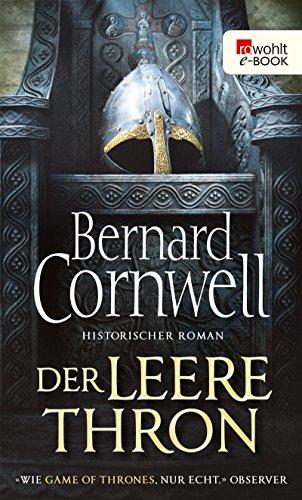 Der leere Thron (Die Uhtred-Saga 8) (German Edition) par Bernard Cornwell