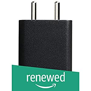 (Renewed) Sony CP-AD2A/BCAB 1 Port USB Charger(Black)