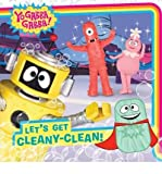 { LET'S GET CLEANY-CLEAN! (YO GABBA GABBA (8X8)) } By McElroy, Jean ( Author ) [ Dec - 2009 ] [ Paperback ]
