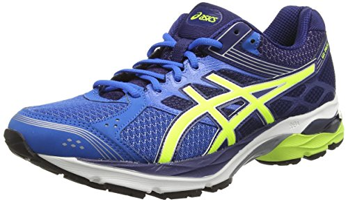 ASICS - Gel-Pulse 7, Scarpe Da Corsa da uomo Blu (Electric Blue/Flash Yellow/Ind 3907)