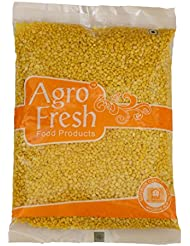 Agro Fresh Premium Moong Dal Split, 500g