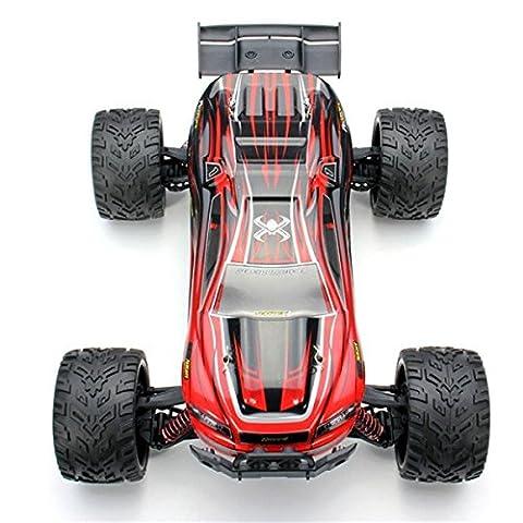 2.4GHz Ferngesteuerte Autos RC Monstertruck bis zu 38km/h RC Auto / Buggy / Truggy Fantastisches High Speed RC Car