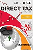 Direct Tax - Simplified for CA IPC