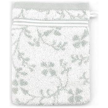 Linnea Serviette invit/é 33x50 cm Vintage Floral Gris 550 g//m2