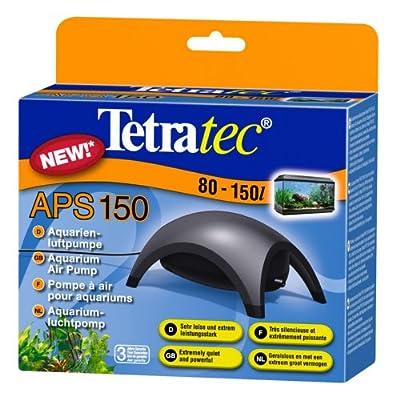 Tetra APS 150 SILENT AQUARIUM AIR PUMP BLACK