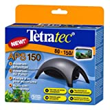 Tetra T283 Silent Aquarium Air Pump for 80 - 150 Litre Fish Tanks