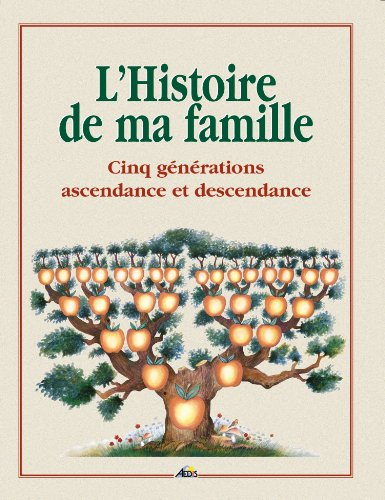 L'histoire de ma famille 5 generations