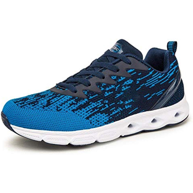 Eeayyygch Amortisseur Air Air Air Chaussures de Course Hommes Chaussures de Course Hommes (coloré : Bleu, Taille : EU... - B07JMQWGL8 - 24e903