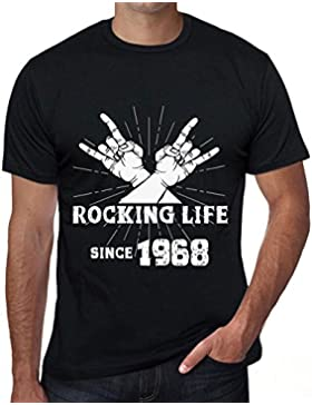 Rocking Life Since 1968 Hombre C