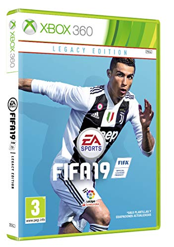 FIFA 19 Edición Legacy
