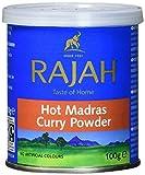 Rajah Currypulver, scharf, 12er Pack (12 x 100 g)