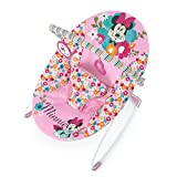 Disney Baby, vibrierende Babywippe, Minnie Maus - perfect in pink